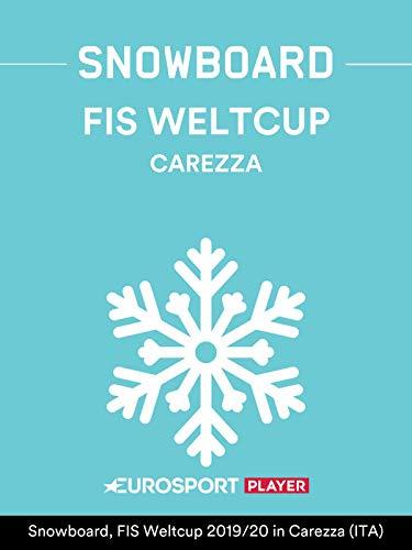 Snowboard: FIS Weltcup 2019/20 in Carezza (ITA) / Parallelriesenslalom