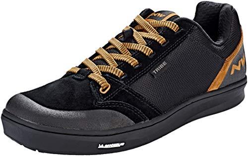 NORTHWADE Unisex Sapatos MTB NW Tribe Radfahren, schwarz, 45 EU