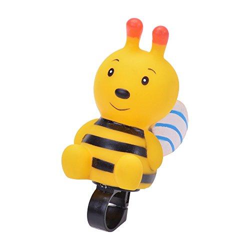Timtina Fahrradhupe für Kinder (1, Modell Biene)