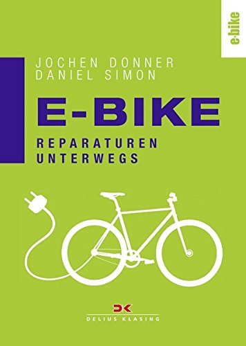 E-Bike: Reparaturen unterwegs
