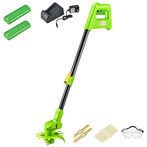 Best Review Of Priority Culture Grass Trimmer String Trimmer,Electric Lawn Mower, Household Small Ha...