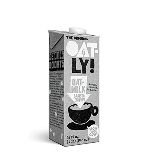 Oatly Oat Milk Barista Edition