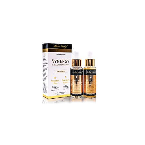Vitamin C Retinol Serum and Bio Oil Serum Day and Night Pack  Hyaluronic Acid  Face and Eye Treatment  Retinol  Skin Facial Oil  Hyperpigmentation  Natural Organic  Dark spots  Brightening  Xmas Gifts