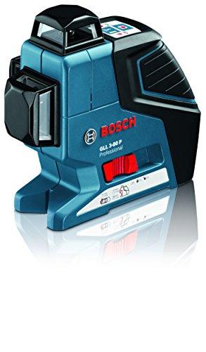 Bosch GLL 3-80 P BM1, morsetto a soffitto