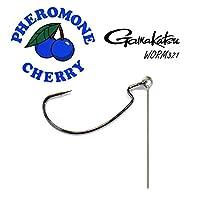 グゥーバー チェリーリグ ブルー フェロモンチェリー GOOBER CHERRYRIG PHEROMONECHERRY BLUE #5/0 WORM321