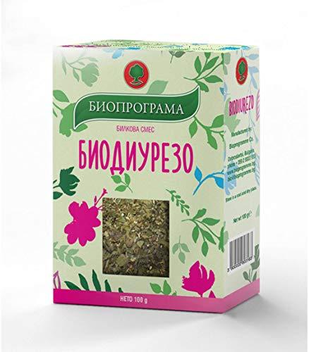 BioDiureso Urological Tea Mix 100g | Bioprogramme Diuretic Tea Kidney Tea Loose Leaf Herbal Mix