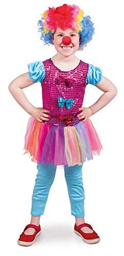 Folat – Clown Vêtements pour Fille Multicolore
