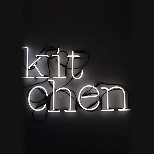 Composition « Kitchen » 7 lettres néon + transformateur 01424 – 6 kv