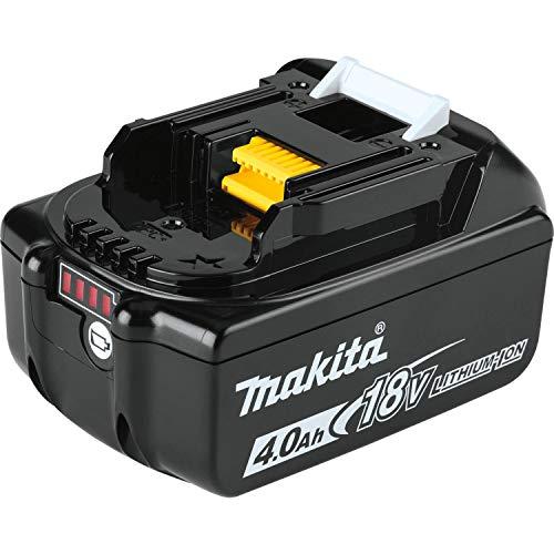 Makita XUX02SM1X2 w/Trimmer Attachments (4.0Ah) 18V LXT Couple Shaft Power Head Kit, Teal
