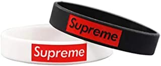 Best supreme rubber bracelet Reviews