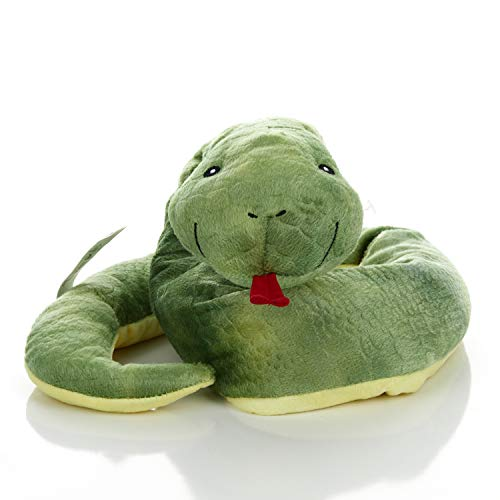 Warm Pals Microwavable Lavender Scented Plush Toy Stuffed Animal - Sammy The Snake