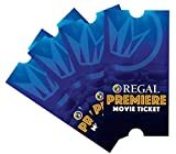 4 Regal Entertainment Group Premiere Movie Tickets (SAVE $10+)