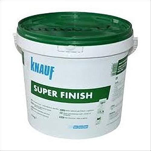 Super Finish Shetrock - Masilla lista para pasta de 6 kg.