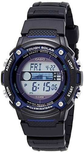 Casio Reloj de pulsera W-S210H-1AVEG