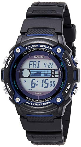 Casio Collection Herren-Armbanduhr W-S210H-1AVEG