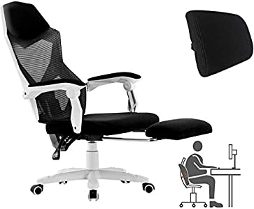 Best sewing chair with footrest. SYS score: 8.6