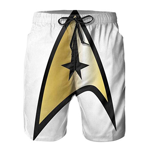 WJJSXKA Star Trek Logo Men