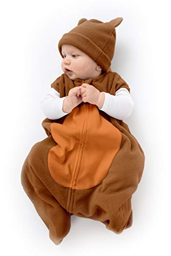 Cuddle Club Sacos Dormir Forro Polar bebé – Pijama