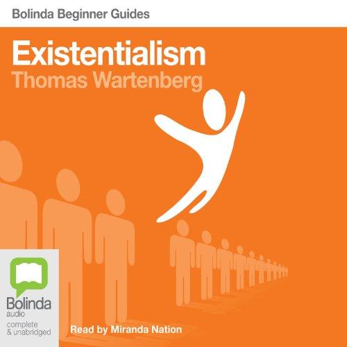 Existentialism: Bolinda Beginner Guides audiobook cover art