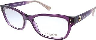 Women's HC6082 Eyeglasses Crys Plum/Crys Plum Blush Grad...