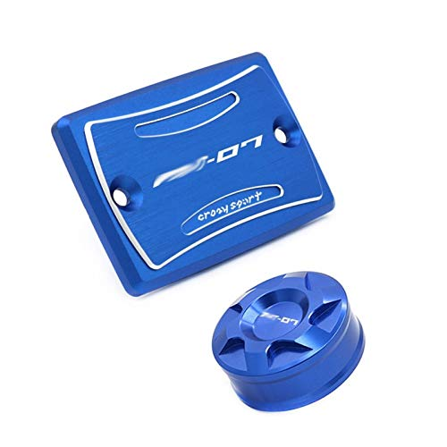 Vordere hintere Bremsflüssigkeitsreservoir-Abdeckung/Fit für Yamaha MT07 FZ07...