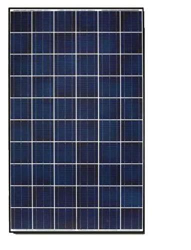 Desconocido Placa Solar 270w Panel Solar 24v 12v Fotovoltaico Polycrystalline