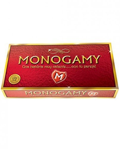 Monogamy A Hot Affair - Spanish Version by Creative Conceptions