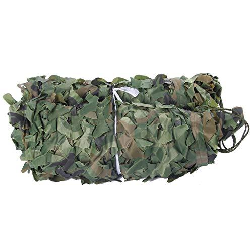 SZQ-Camouflage Net Camo Netting Voor Zonneschaduw, Camping Militaire Jacht Schieten Hide Net Tuin Pergola Dak Kas Car-bedekking Decoraties Camo Netting
