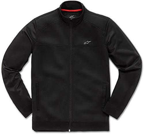 Alpinestars Herren pace Track Jacket, Black, M