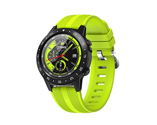 LEOTEC SMARTWATCH Multisport Advantage GPS Lime