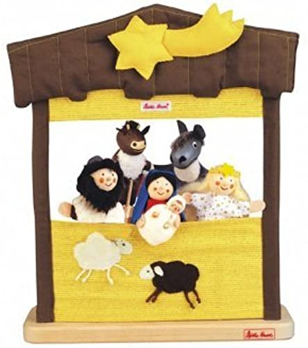 los clientes primero Kathe Kruse Finger Puppet Nativity Theater by Kthe Kruse Kruse Kruse  Obtén lo ultimo