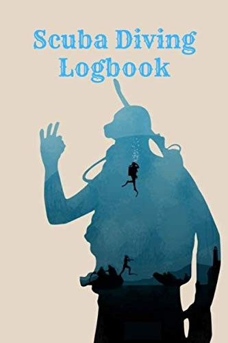 Scuba Diving Logbook: 6