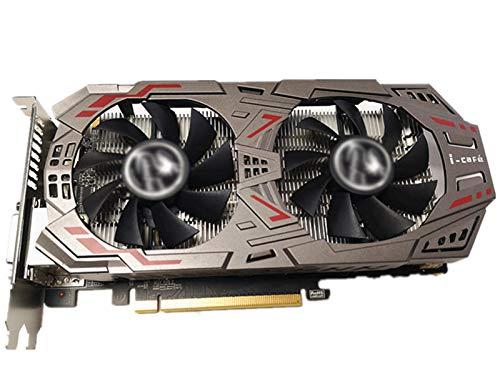 LYEJFF Scheda Grafica GTX750 1 GB 128 Bit GDDR5 Schede Video per NVIDIA GeForce GTX750 VGA DVI-D Card HDMI PCI-E X16 2.0