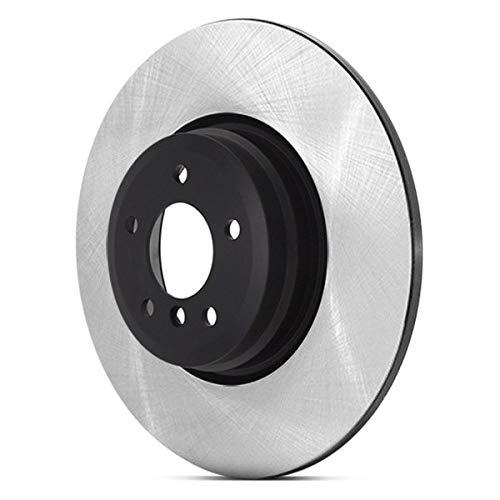 Centric - Premium Solid Rear Brake Rotor