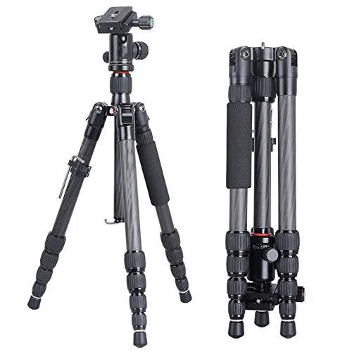 Treppiede portatile per microcamera singola, obiettivo di supporto rotazione orizzontale di 360 °,...
