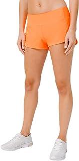 """Lululemon Speed Up Short (2.5"""", Highlight Orange, Numeric_2)"""