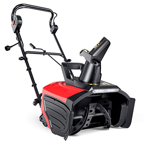 Best Snow Thrower With Lights