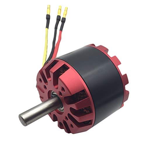 chiwanji Motor Sin Escobillas C6354 270KV DC Sin Sensor de Alta Potencia para Piezas de Bicicletas Eléctricas