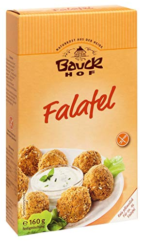 Bauck Falafel glutenfrei, 160 g
