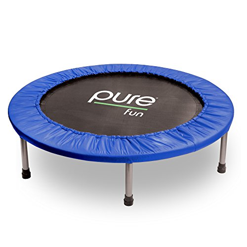 Pure Fun Exercise Trampoline, Rebounder, Ages 13+