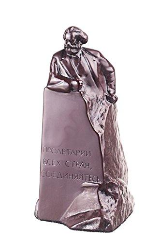 Filósofo alemán socialista Karl Marx Busto Estatua