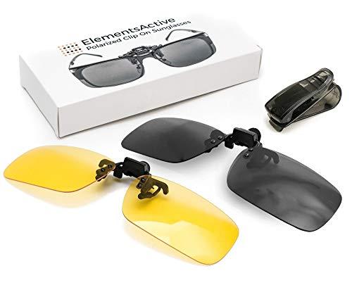 lentes de clip fabricante ElementsActive