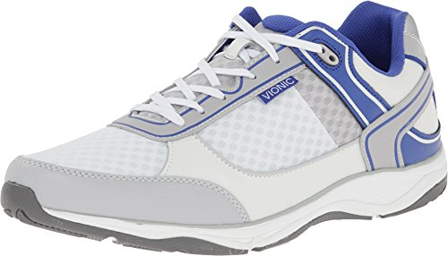 Orthaheel Vionic Endurance - Mens Walking Shoes White - 7 Medium