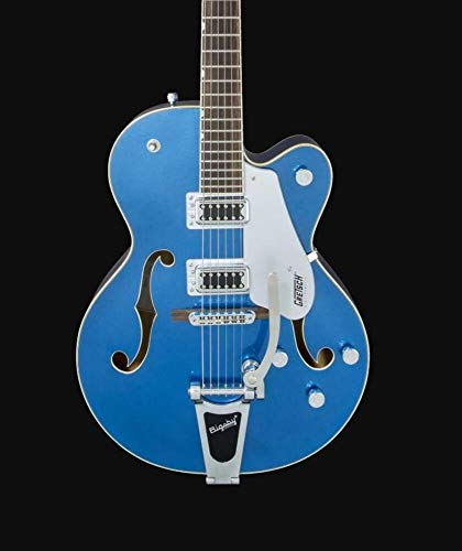 Gretsch Guitars G5420T Electromatic Hollowbody Electric Guitar Fairlane Blue