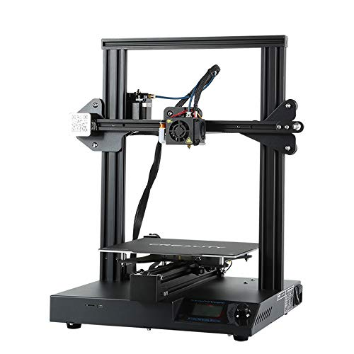 Creality 3D CR-X 3D Printer, 3D Print with 2 filaments, Dual Color Touch Screen Resume Print Option, 300 x 300 x 400 mm, [Upgraded Version]