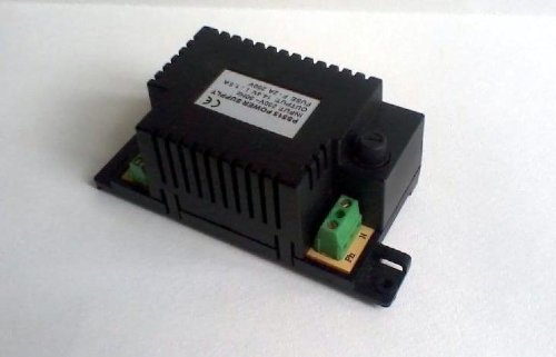 ELKRON 80PS4200115 PS515 Ersatznetzteil für Alarmzentrale 14,4V 1,5A schwarz
