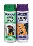 Nikwax Hardshell Cleaning & Waterproofing...