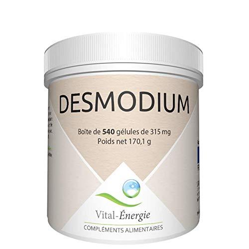Vital-Energie Desmodium Nahrungsergänzungsmittel, 540 Kapseln