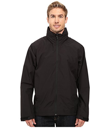 adidas Outdoor Men's 2 Layer Wandertag Gore-Tex Jacket, Black, Small