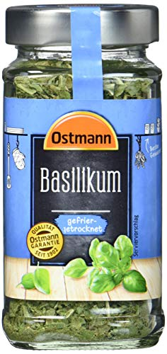 Ostmann Basilikum gefriergetrocknet, 3er Pack (3 x 15 g)